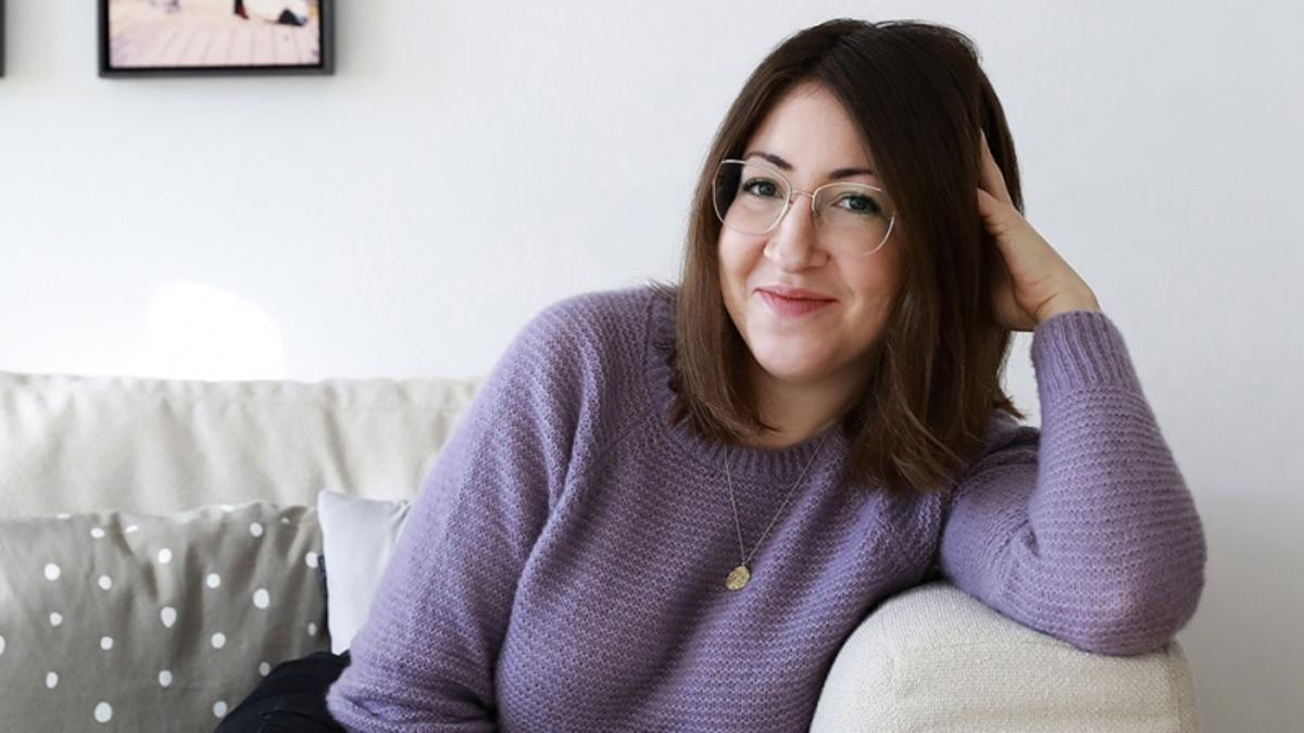La escritora Deborah Feldman