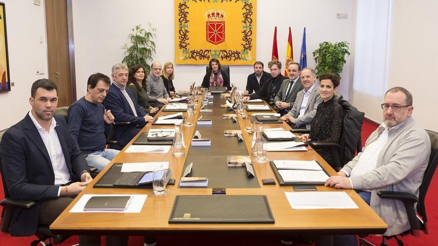 El Parlamento foral traslada a Viana su sesión de Mesa y Junta, con el caso de legionela en el orden del día