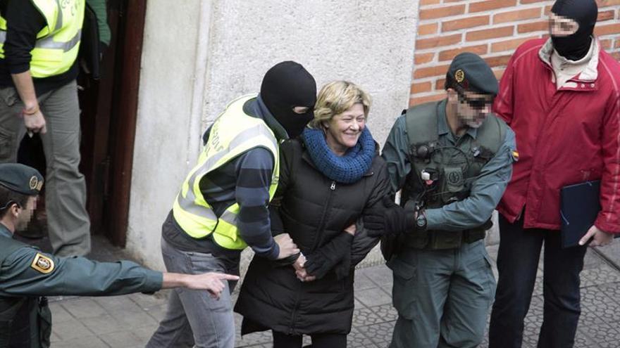 Fianza de 20.000 euros a abogada de ETA Arantza Zulueta para salir de prisión