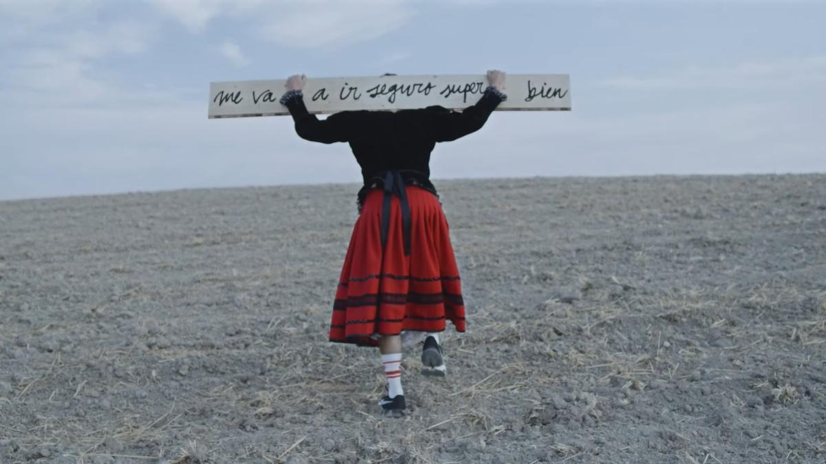 Fotograma del corto 'Castilla Mal'.
