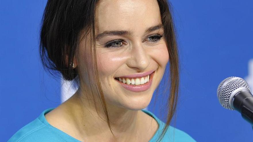 """Emilia Clarke se une al reparto de """"La guerra de las galaxias"""" sobre Han Solo"""