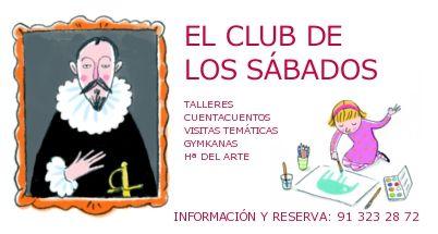 Cartel del Club del sábado