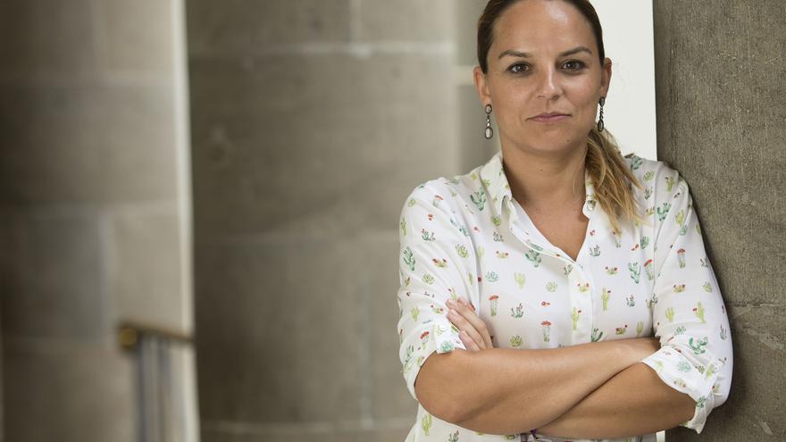 Noemí Santana se reincorpora al Consejo de Gobierno tras dar negativo en COVID