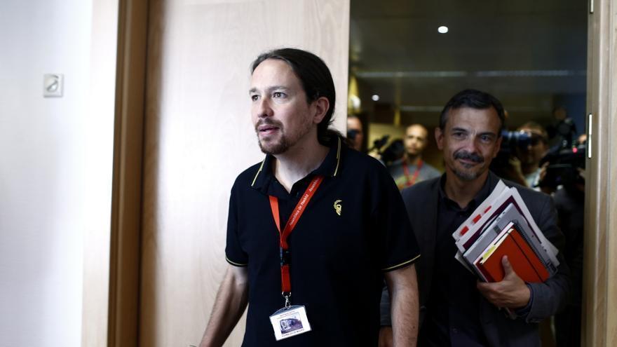 Portavoz de Podemos en Madrid reconoce que la coalición con IU podría no haber funcionado