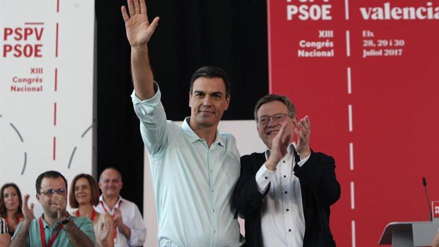 El XIII Congreso del PSPV guarda un minuto de silencio por José Beviá