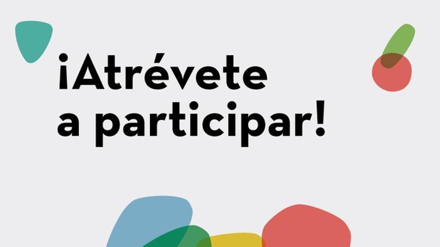 Campaña atrevete a participar