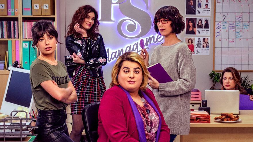 Netflix pone fecha a la 2ª temporada de Paquita Salas: póster y tráiler final
