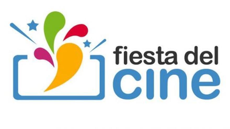 Logotipo Fiesta del Cine