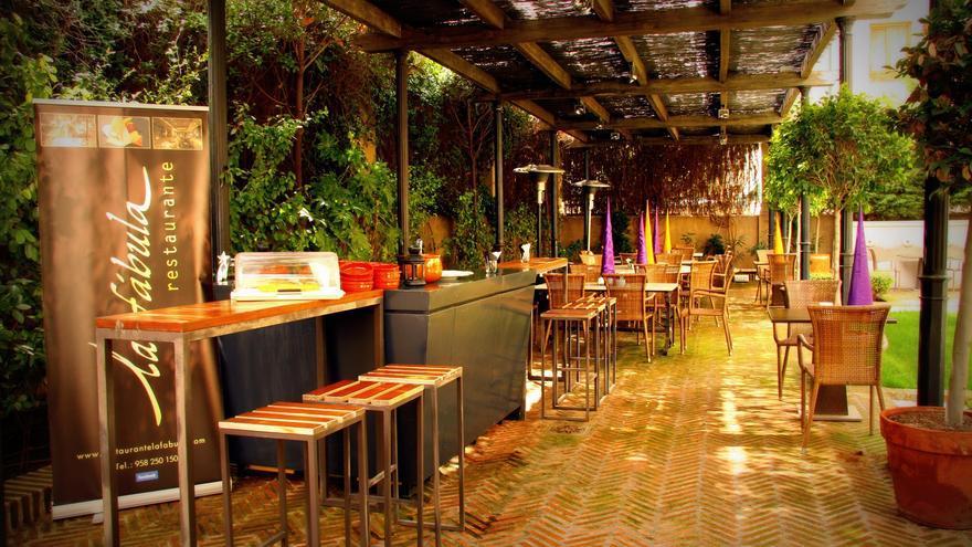 Restaurante La Fábula.