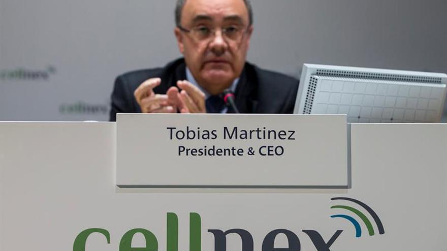 Cellnex perdió 15 millones en 2018 por el coste del ERE en sus filiales