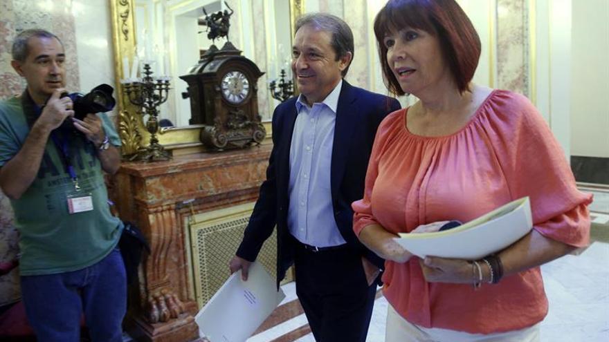 Micaela Navarro pide no poner bajo sospecha el patrimonio de los diputados