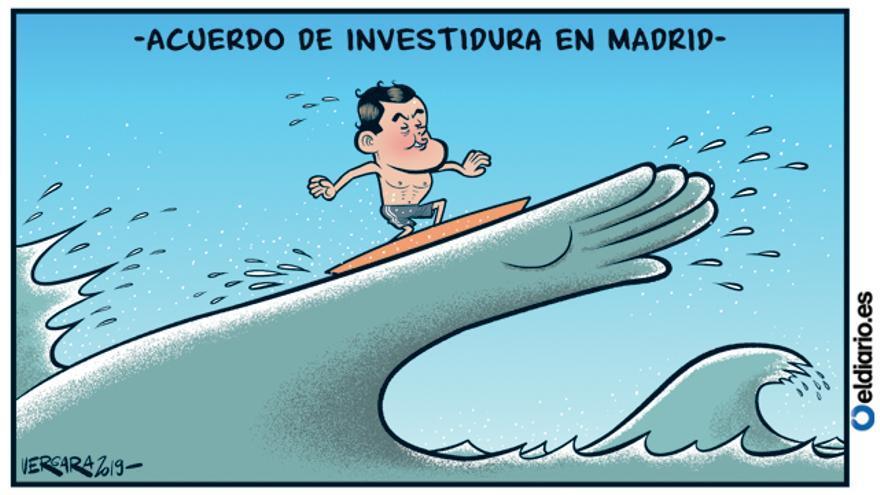Acuerdo de investidura