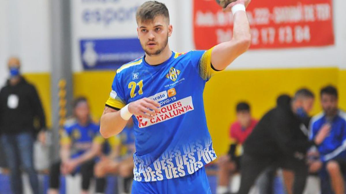Pere Arnau, nuevo jugador del Ángel Ximénez