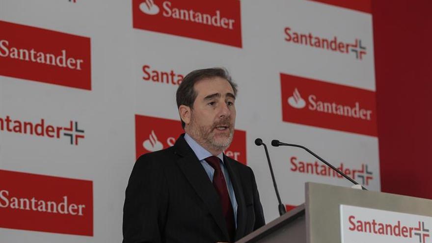 Santander apuesta por México con millonaria inversión pese a incertidumbre