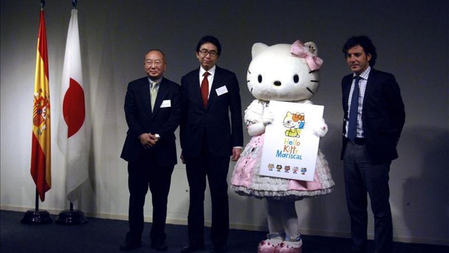 """Javier Mariscal y """"Hello Kitty"""" se dan la mano en una nueva colección"""