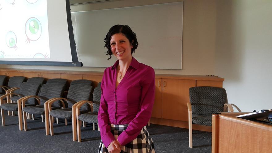 Karmel Allison, fundadora de CuratedAI