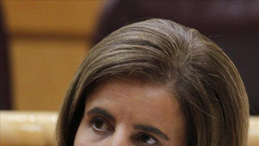 Bañez defiende que ampliar vida laboral de los mayores reducirá sus despidos