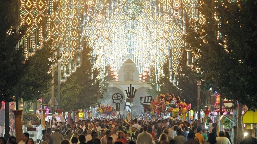 Resultado de imagen de feria del rosario fuengirola 2018