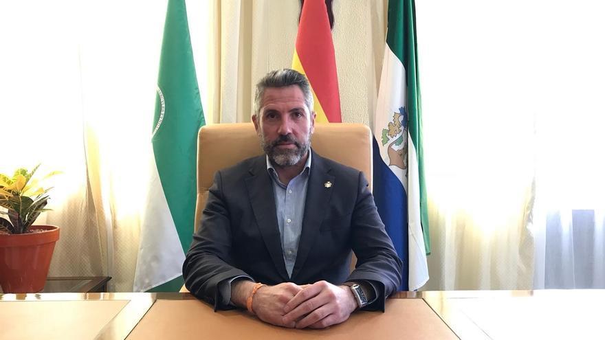 Juan Carlos Maldonado, alcalde de Mijas