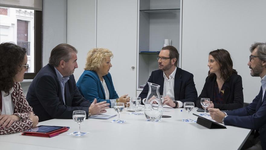 """Maroto niega discrepancia en la lista de Madrid y dice que Aguirre no manifestó """"ninguna"""" en el Comité de Campaña"""