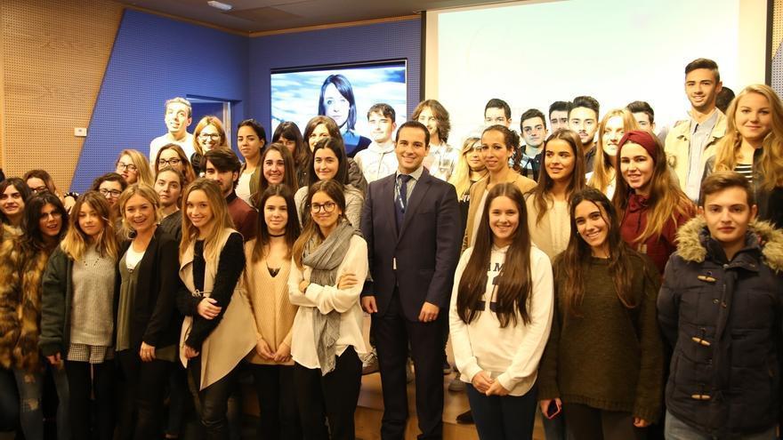 People Matters recluta talento en CESINE para su programa Recruiting Erasmus
