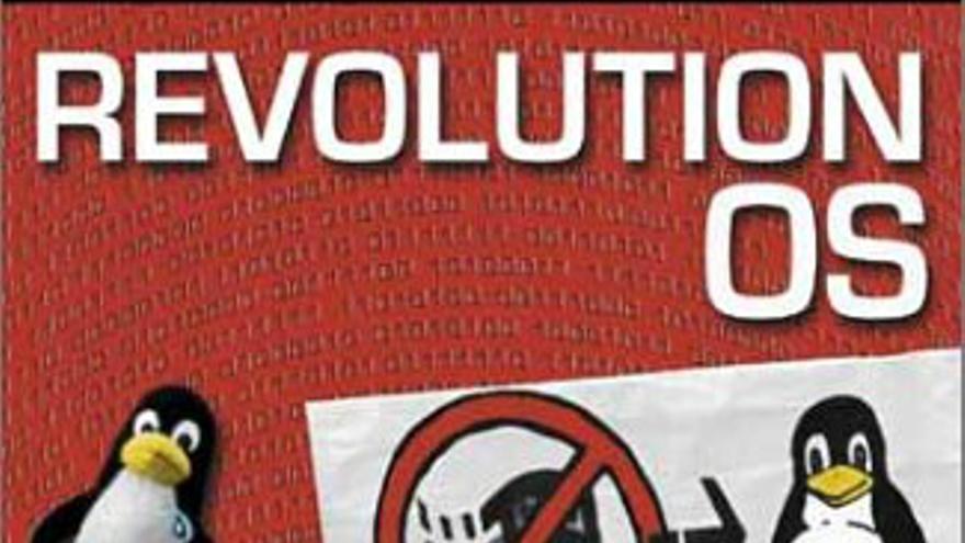 El póster de 'Revolution OS' (Foto: Slideshare)