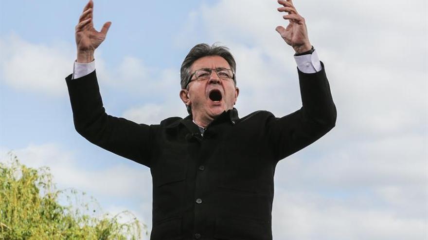 Mélenchon no hará público por quien votará en la segunda vuelta
