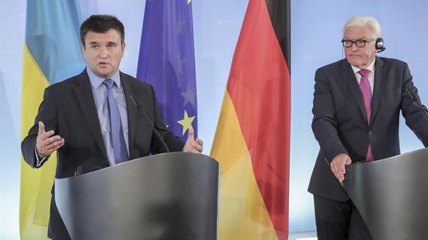 Berlín lamenta la falta de avances en la vía diplomática para Ucrania