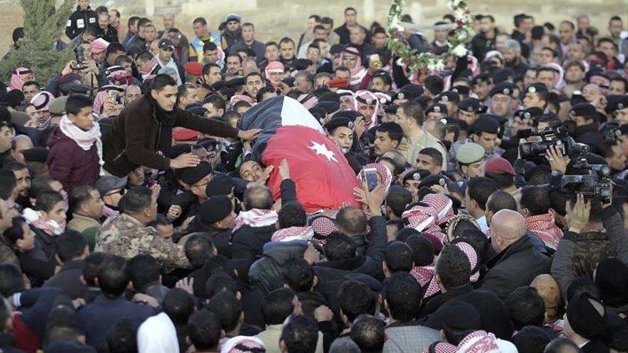 El Estado Islámico reivindica el atentado en Jordania con catorce muertos