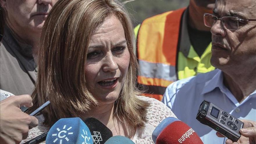 Estabilizado el incendio de Huelva en el que por primera vez se han usado drones