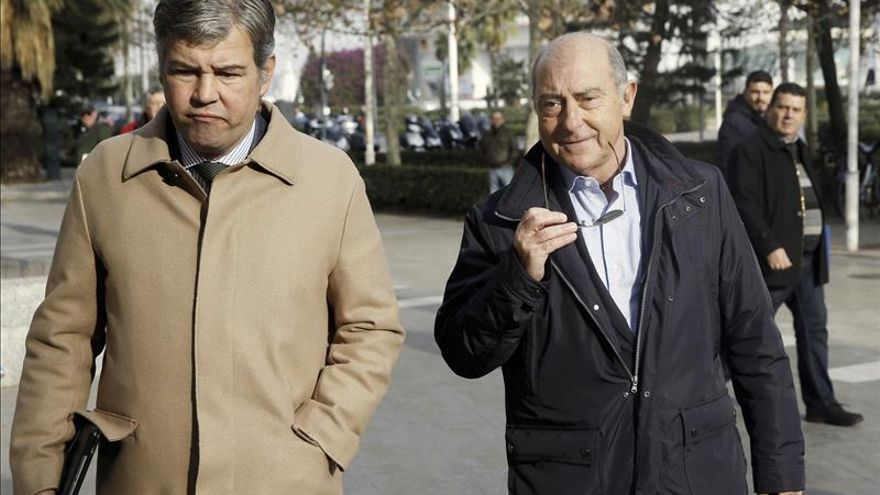 Seis concejales y dos asesores del PP de Valencia declaran hoy por blanqueo