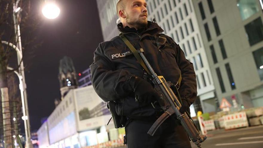 La policía detiene a un sospechoso tras el atropello mortal en Berlín
