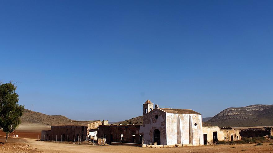 El cortijo del Fraile (Níjar, Almería). / JUAN MIGUEL BAQUERO