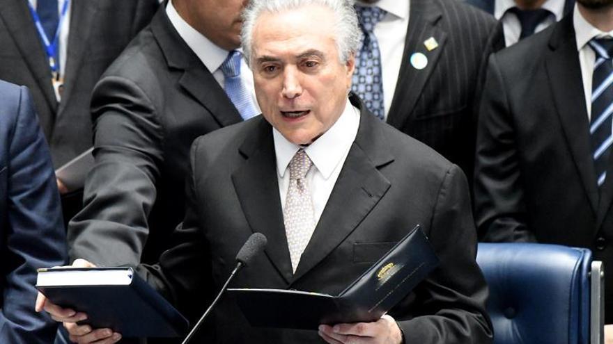 Temer se blinda contra las investigaciones del caso Petrobras