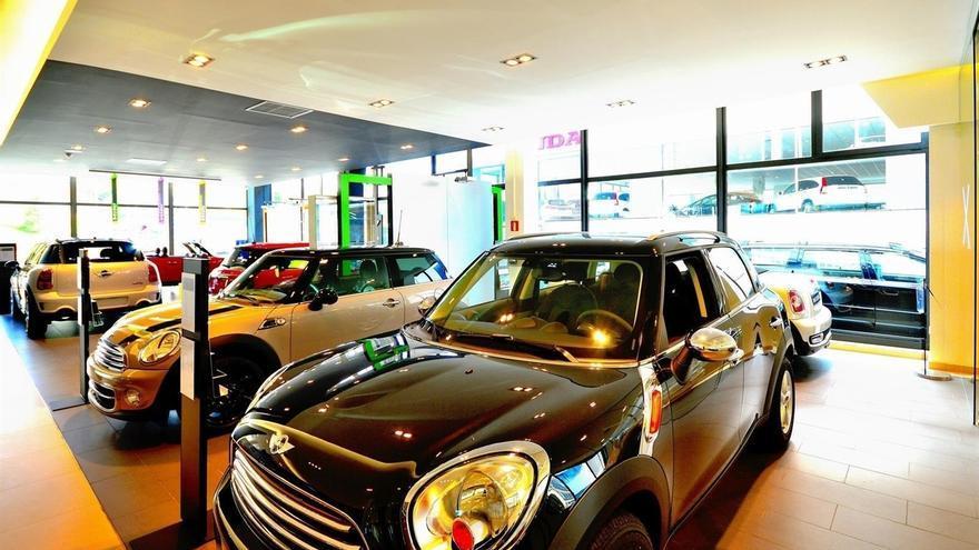 Las ventas de coches en Cantabria crecen un 27,9% en el primer cuatrimestre, por encima de la media