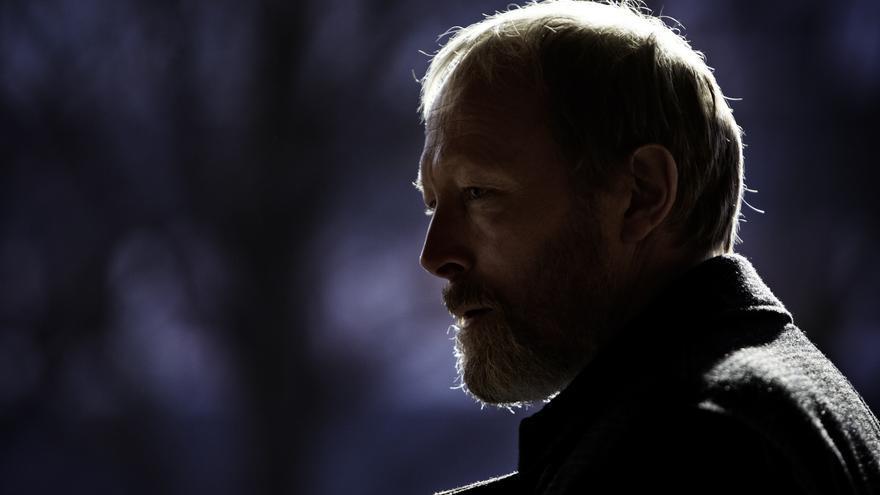 Lars Mikkelsen, protagonista de 'Algo en que creer'