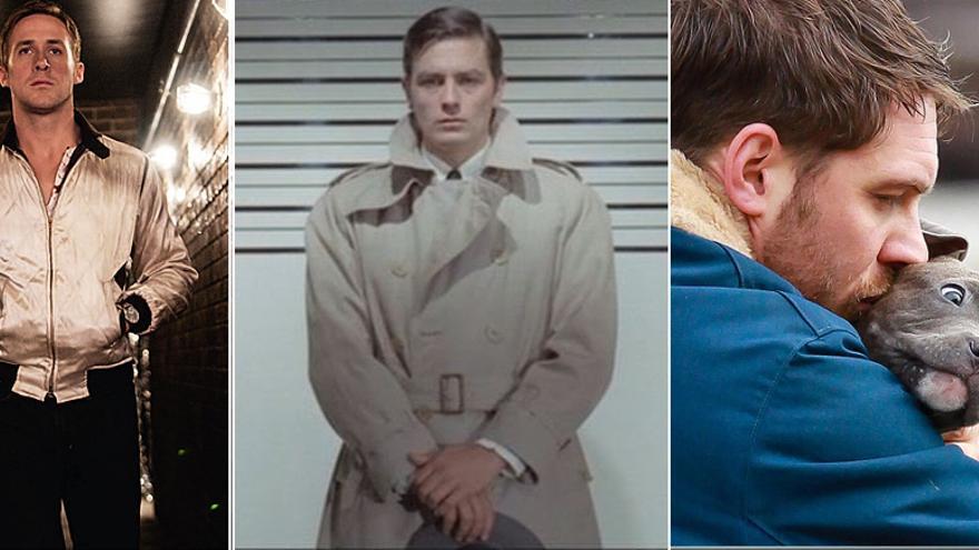Las tres caras del héroe silencioso: 'Drive', 'Le Samurai' y 'The Drop'