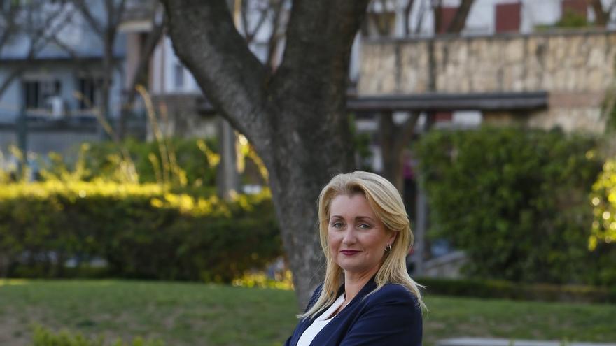 Laura Fernández, directora del IAM