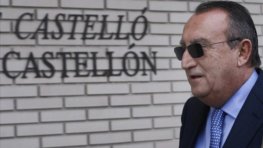 La Audiencia pide datos de los bienes de Carlos Fabra para abonar su condena