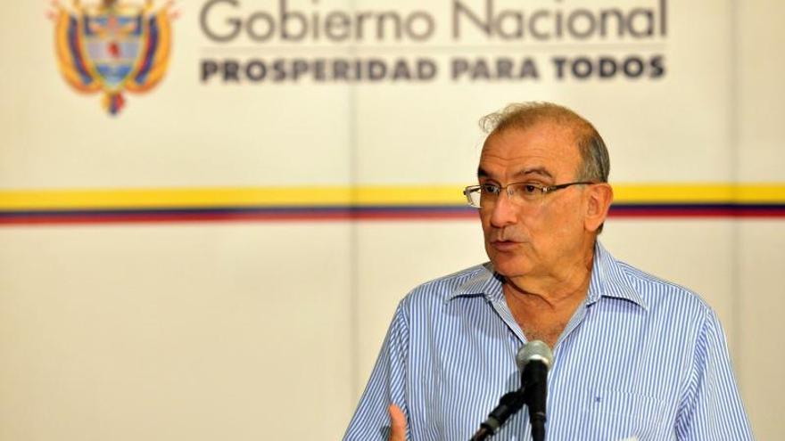 El Gobierno colombiano aborda 2014 decidido a trabajar con las FARC por la paz