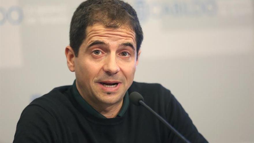 El director de la cátedra institucional de Medio Ambiente y Desarrollo Sostenible de la Universidad de La Laguna, Carlos Jiménez
