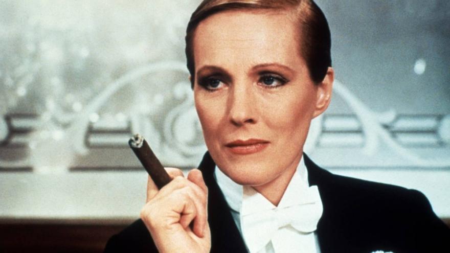 Julie Andrews en 'Victor o Victoria'