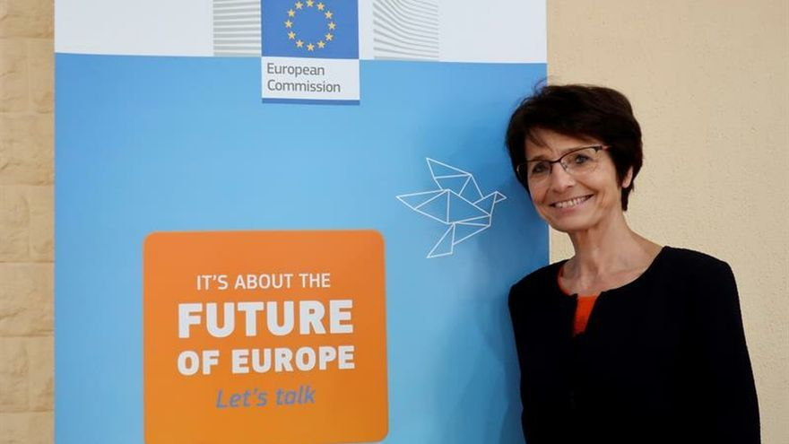 """Comisaria europea de Empleo: """"Mi sueño es todavía que el 'brexit' no suceda"""""""