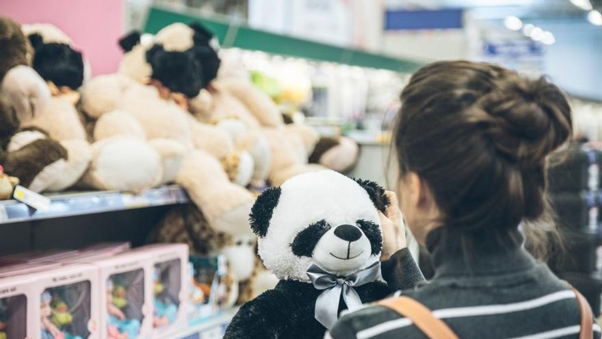 Los españoles destinarán 105 euros de media a comprar juguetes en Navidad