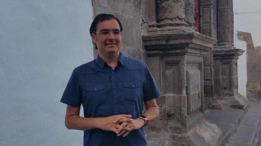 Moisés Morera ingresó en el cuerpo diplomático en 2007. Foto: LUZ RODRÍGUEZ.