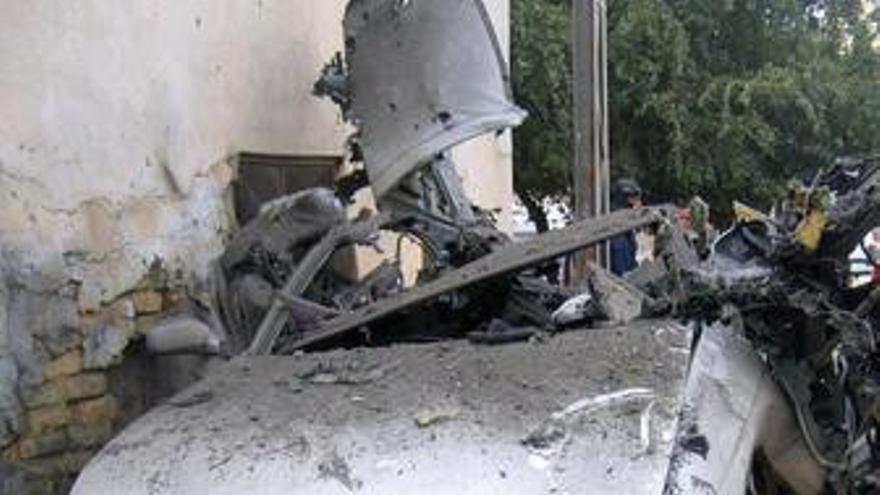 Dos atentados bomba causan ocho muertos y 29 heridos en Bagdad