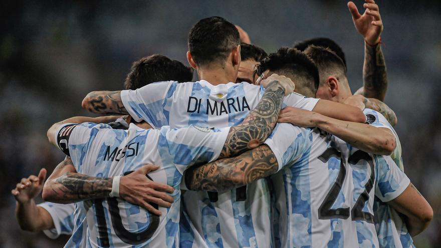Todos unidos para ganar la Copa América después de 28 años.