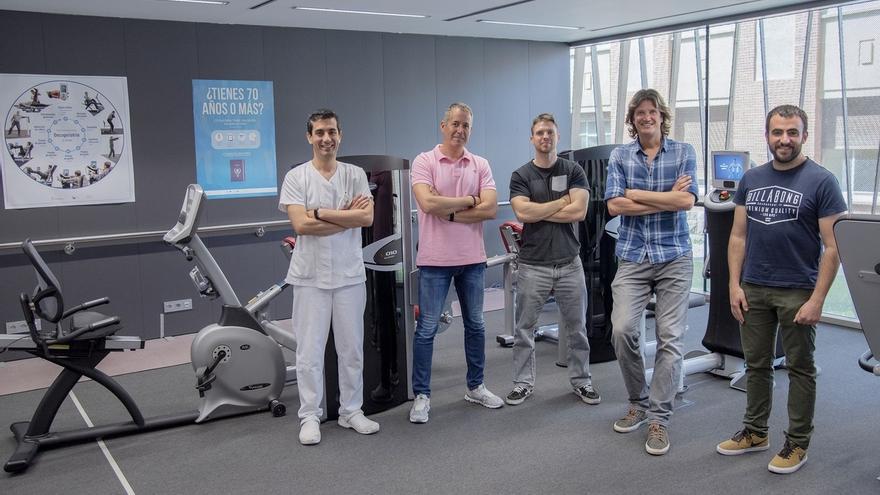 Un programa de ejercicio físico individualizado produce mejora cognitiva en pacientes hospitalizados mayores de 75 años