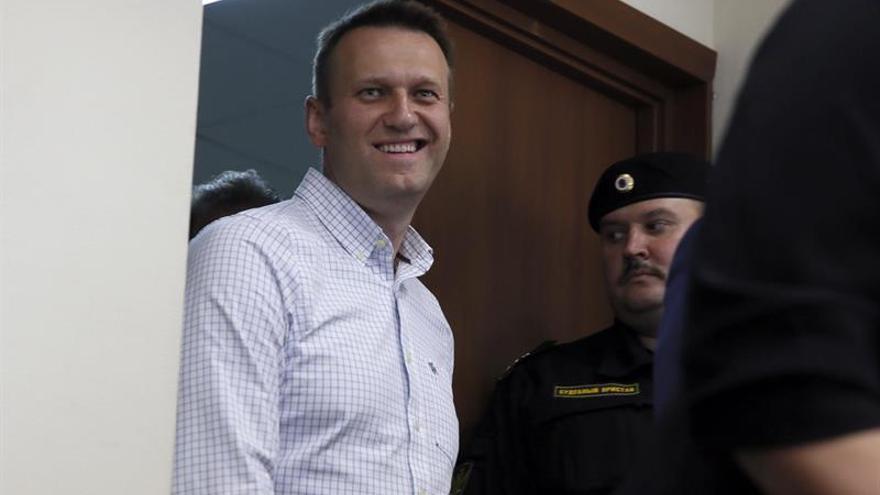Navalni recurre fallo del Supremo ruso que avala su exclusión de las elecciones de marzo