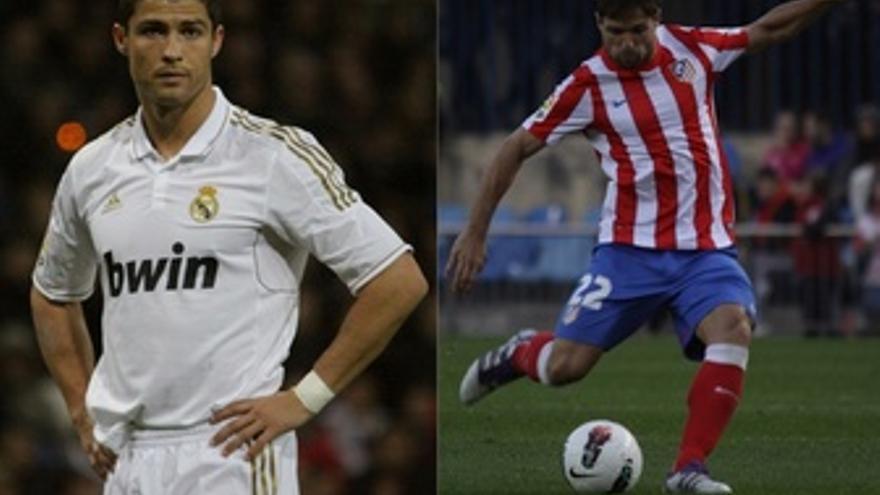 Montaje Cristiano Ronaldo - Diego Ribas